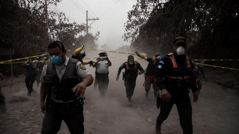 Gwatemala, służby ratownicze