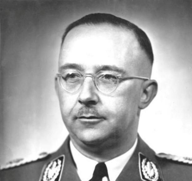 Heinrich Himmler, fot. Bundesarchiv, Bild 183-S72707 / CC-BY-SA 3.0