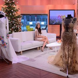 Izabella Krzan pokazała kreacje na Miss Universe. Ładne?