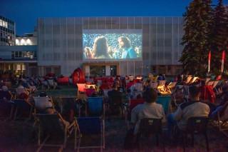 'Wieczne Lato' w Filmotece Narodowej. Kino plenerowe nie tylko na weekend