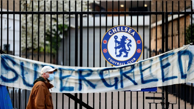 Premier League clubs withdraw from European Super League plans