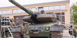 Niemieckie czołgi najadą na Polskę