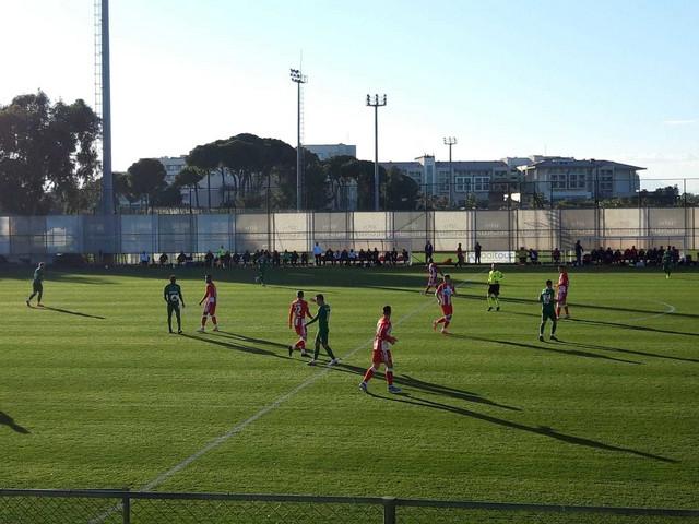 FK Crvena zvezda - FK Ludogorec