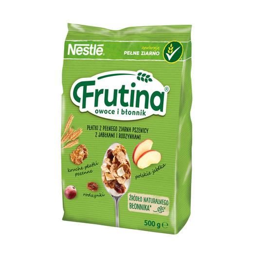 Nestlé - Frutina owoce i błonnik opinie - opinie
