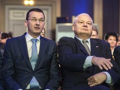 """Prezes NBP, prof. Glapiński widzi pewne """"ale"""" w polskiej gospodarce"""