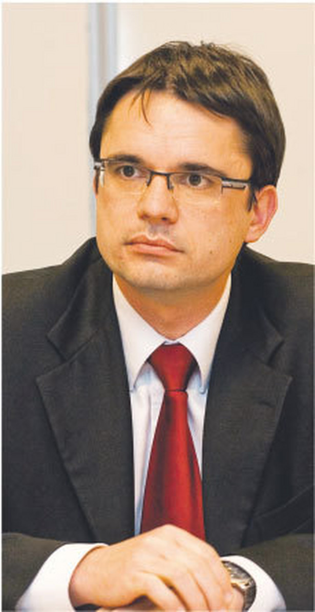Tomasz Sokolniki, dyrektor Izby Skarbowej w Warszawie