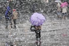 Temperaura noćas drastično pada, biće i kiše i snega i jakog vetra, a tek treba da stigne NOVI LEDENI TALAS