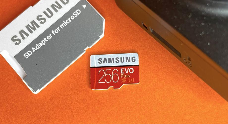 Samsung Evo Plus 256 GByte