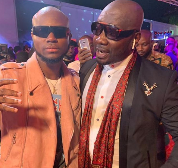 King Promise and Osibo