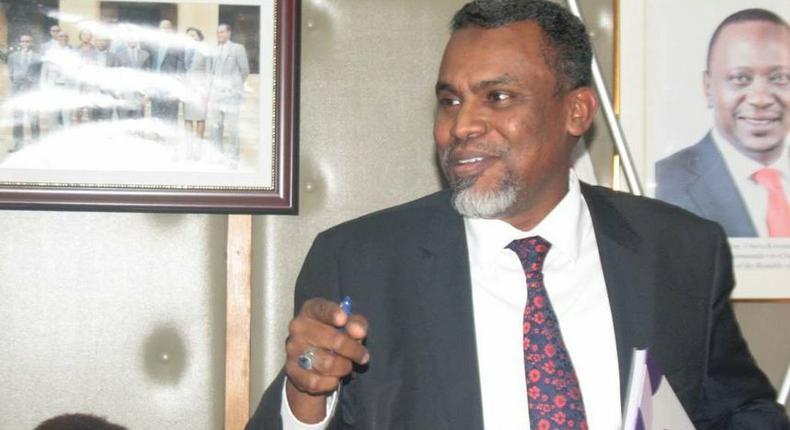 Director of Public Prosecution Noordin Haji