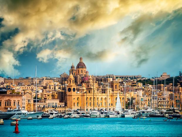 Wybrzeże Birgu, Malta