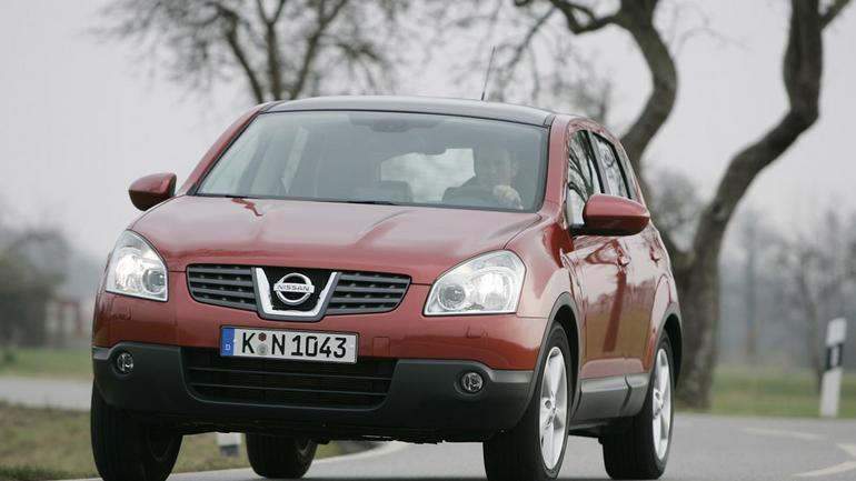 Używany Nissan Qashqai: poznaj jego największe wady i zalety