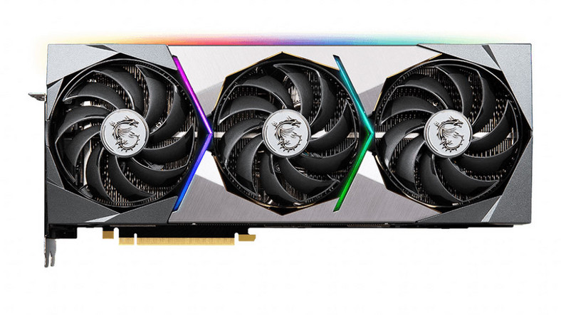 MSI GeForce RTX 3090 SUPRIM X