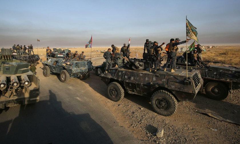 Irak ogłasza koniec wojny z Państwem Islamskim