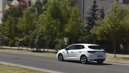 Renault Megane GT 1.6 Turbo | Długi dystans | Cześć 4