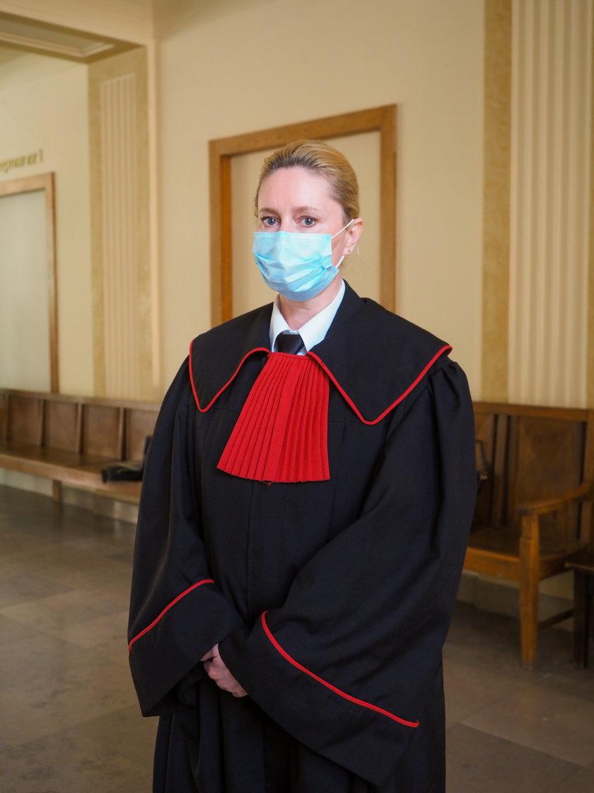 Marta Maciejak, prokurator