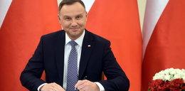 Mija pół roku od zaprzysiężenia prezydenta Dudy. Złożył w Sejmie tylko jeden projekt ustawy
