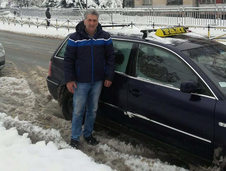 Taksista Bajazit Gojak