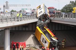 Zarzuty dla kierowcy autobusu po wypadku w Warszawie. Prokuratura potwierdza, że był pod wpływem narkotyków