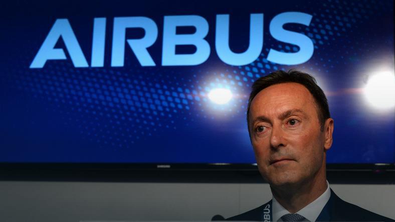 Fabrice Bregier, szef Airbusa