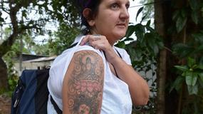 Turystka deportowana ze Sri Lanki z powodu tatuażu z Buddą