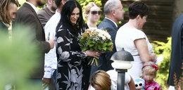 Huczne wesele Sadowskiej. Wśród gości pojawił się nawet poseł Liroy