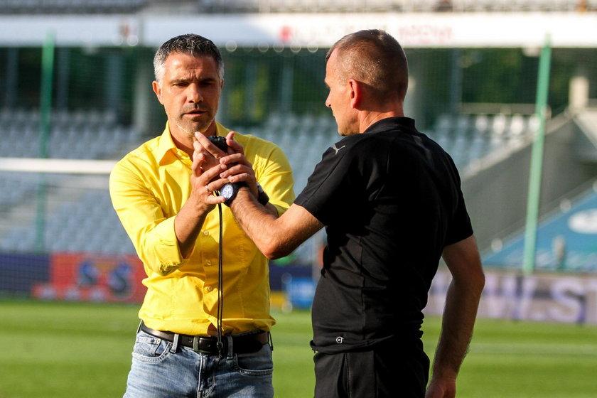 Nowy trener Korony Kielce