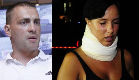 PRIVEDEN Aleksandar Čabarkapa nakon što ga je Aleksandra Subotić optužila za nasilje!