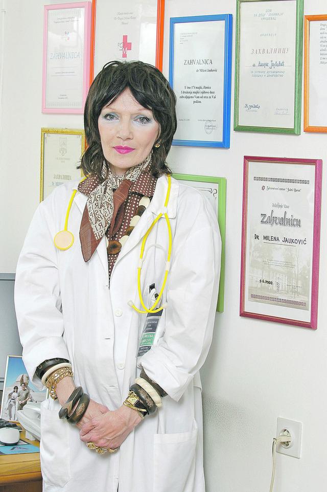 milena jaukovic doktorka01_RAS_foto vesna lalic