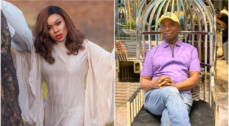 BBNaija's Princess says Regina Daniels' husband Ned Nwoko asked her out when she was younger but rejected him