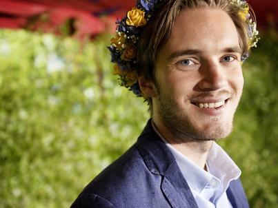 Felix Kjellberg, znany lepiej jako PewDiePie, to jeden z najbardziej znanych i wpływowych YouTuberów świata. Jego kanał subskrybuje ponad 46 mln użytkowników serwisu