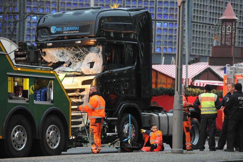 Zamach w Berlinie