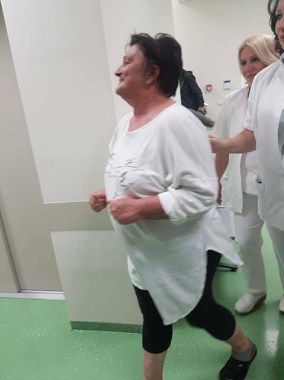 Iks nož prva pacijentkinja Rozalija Šteinfeld