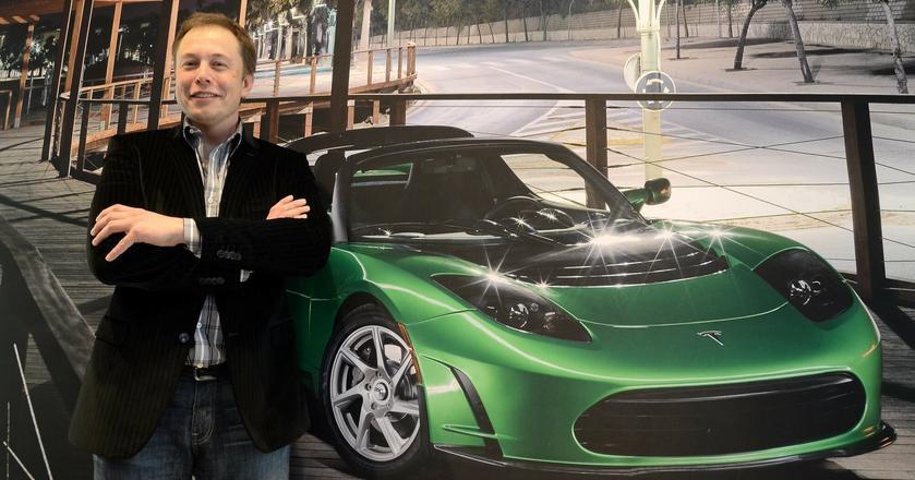 Według magazynu Forbes majątek Elona Muska wynosi 13,1 mld dol.