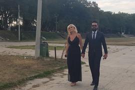 PEH SA HALJINOM Nakon nezgode posle crkvenog venčanja pojavila se u potpuno drugačijem izdanju (VIDEO)