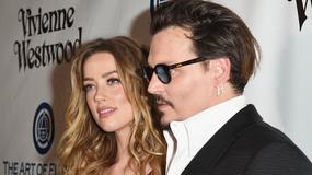 Czy Johnny Depp bije żonę?