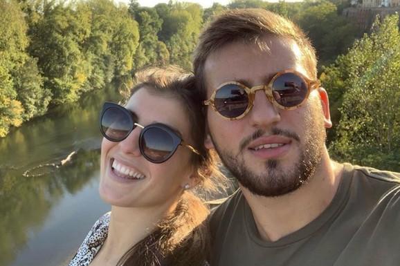 NEMA VIŠE SKRIVANJA, SVE JE PRIZNALA Ana Dabović se ludo zaljubila u PET GODINA MLAĐEG vaterpolistu, mesecima je ćutala i sad kaže samo jedno