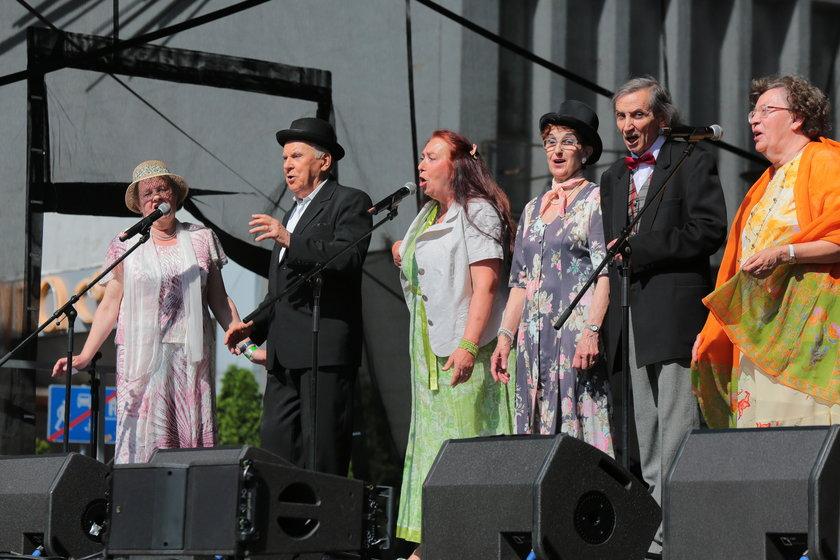 Senioralia w Łodzi