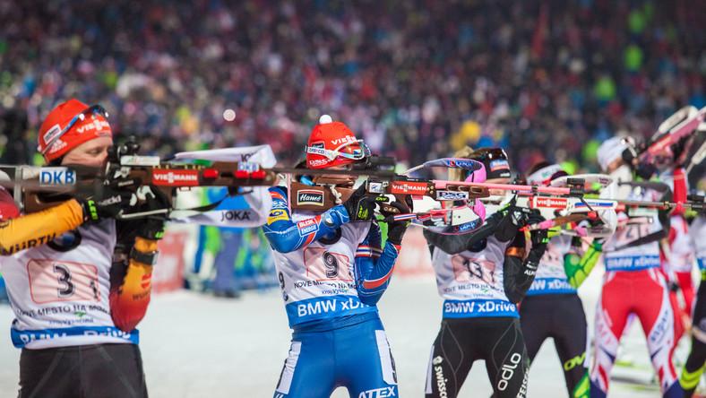 Zawody Pucharu Świata w biatlonie