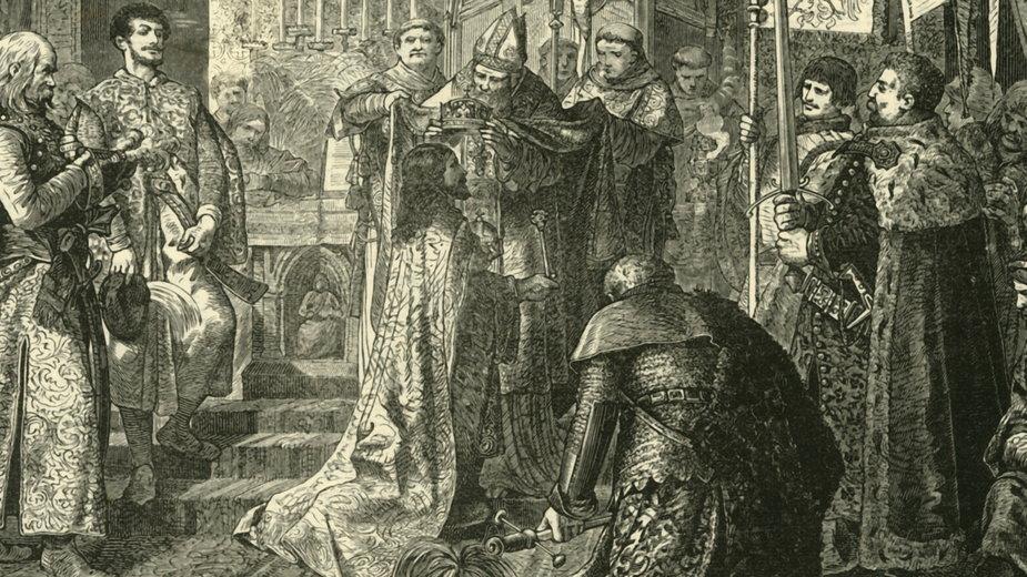Koronacja Ludwika I