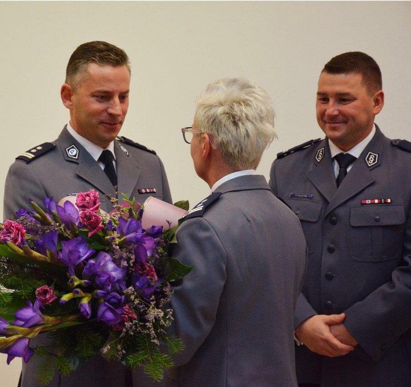 Poznaliśmy nowego zastępcę komendanta wojewódzkiej policji w Łodzi