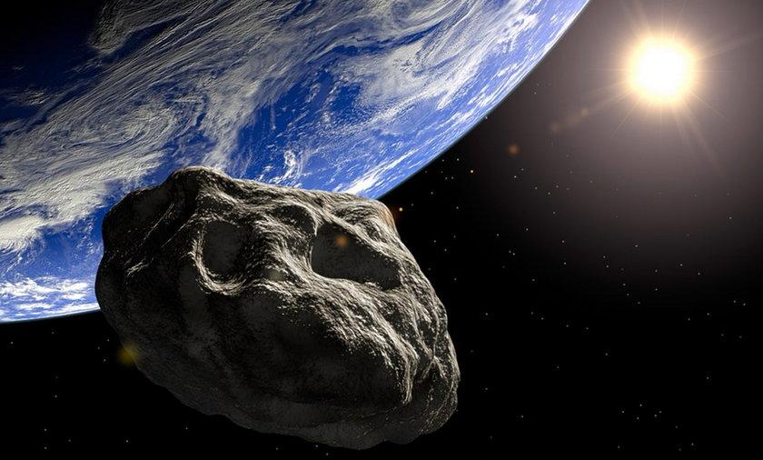 Asteroida przeleci obok Ziemi.