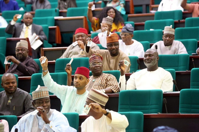 House of Reps members in the Green chambers(Posteritymedia)