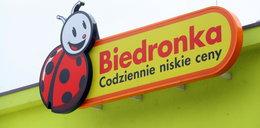 Napad na Biedronkę w Krakowie. Padły strzały w sklepie!