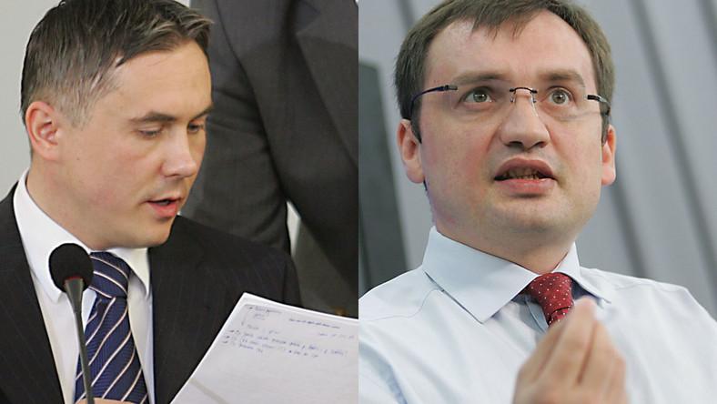Karpiniuk: : Ziobro przed Trybunał Stanu