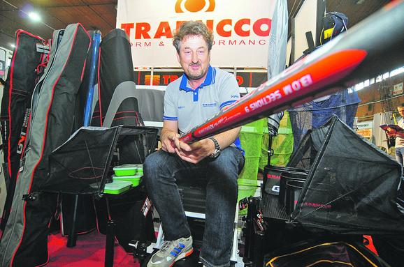 Radović sa svojim štapom vrednim 3.700 evra