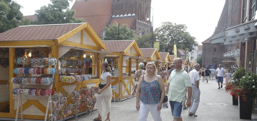 Jarmark św. Dominika. Tysiące gości i setki kupców w jednym mieście. Zobacz, czy warto się wybrać. ZDJĘCIA