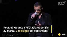 George Michael został pochowany w Londynie
