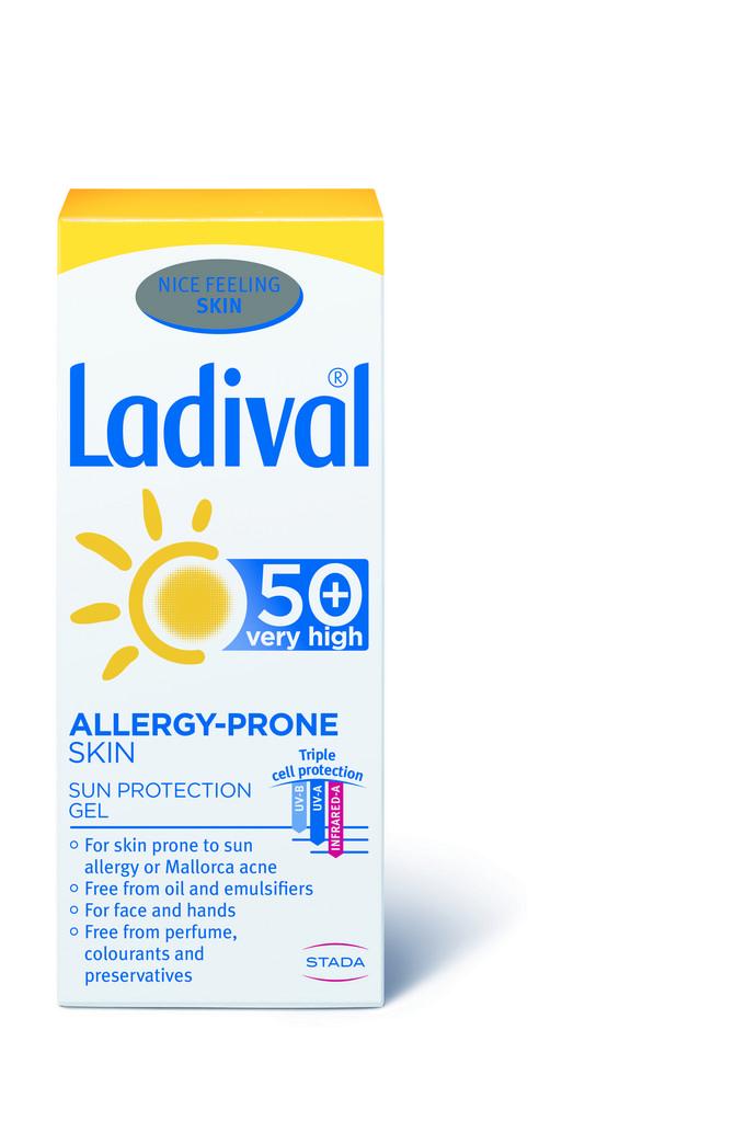 Ladival proizvodi za osetljivu kožu