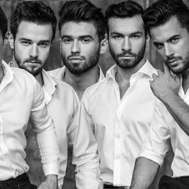 Mister Polski 2017: finaliści wyborów w artystycznej, czarno-białej sesji! Kto wygra? (SONDA)